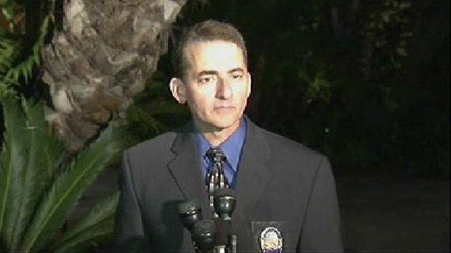 Lt Mark Rosen, Beverly Hills Police Department