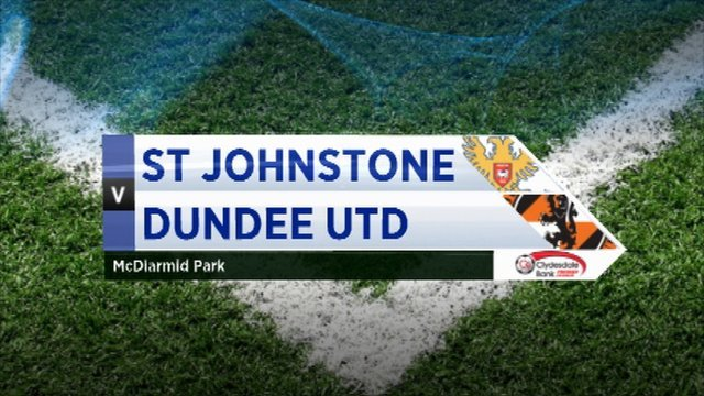 Highlights - St Johnstone 1-5 Dundee United