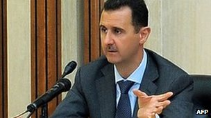 President Bashar al-Assad. File photo
