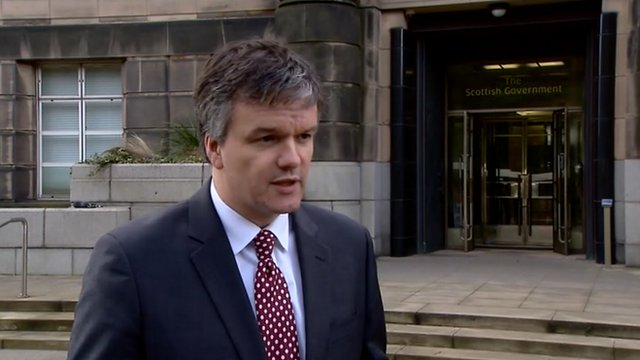 Scottish Secretary Michael Moore