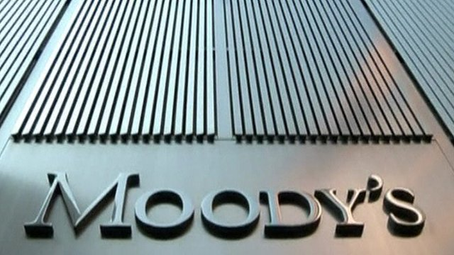 Ratings agency Moody's