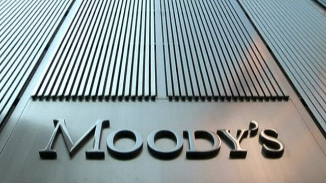Moody's building