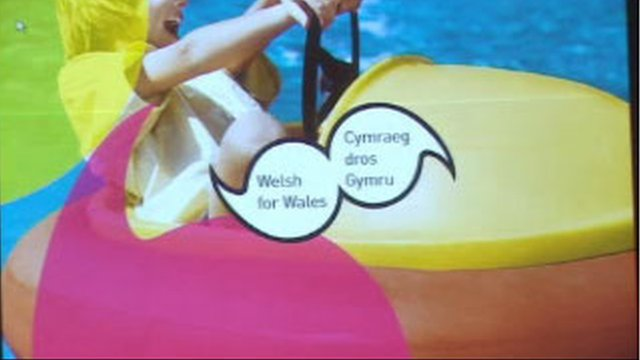 Welsh Language Board image