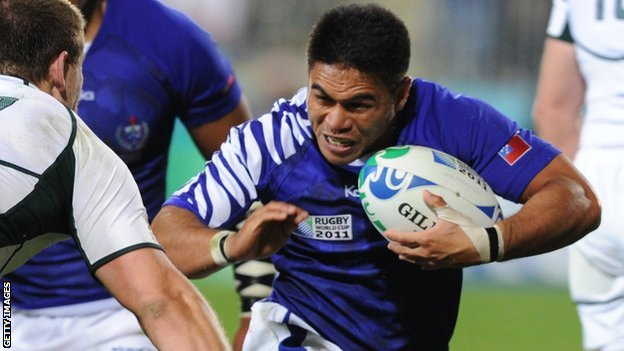 David Lemi signs for Worcester Warriors