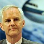 John Slosar Cathay Pacific CEO