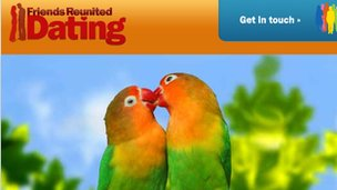 Friends reunited dating mobile