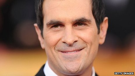 Ty Burrell, who plays Phil Dunphy in Modern Family