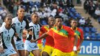 Botswana take on Guinea in Franceville