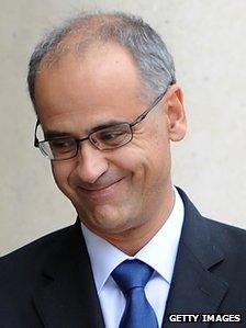 Andorra's head of government Antoni Marti Petit