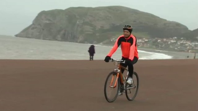 Cycling in Llandudno