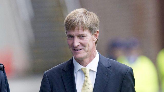 Former Rangers captain Richard Gough