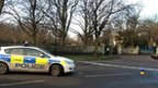 Scene of the assault at Elmfield Park