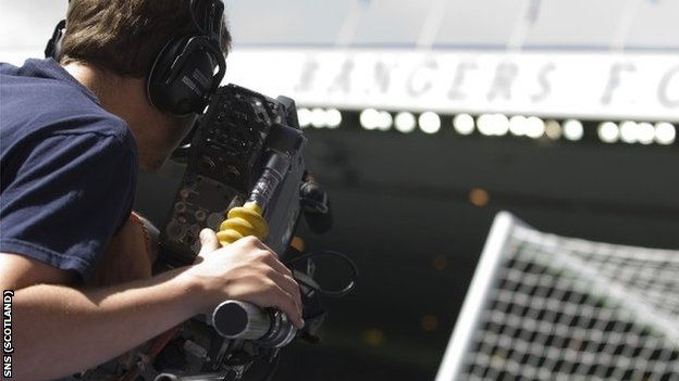 Television companies believe Rangers are crucial to SPL coverage