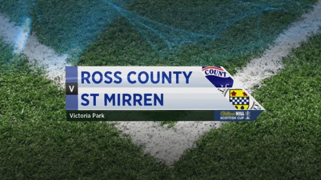 Ross County 1-2 St Mirren