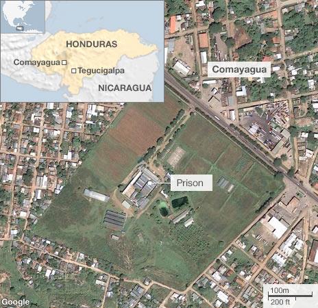 Honduras Prison Fire: President Vows Full Inquiry
