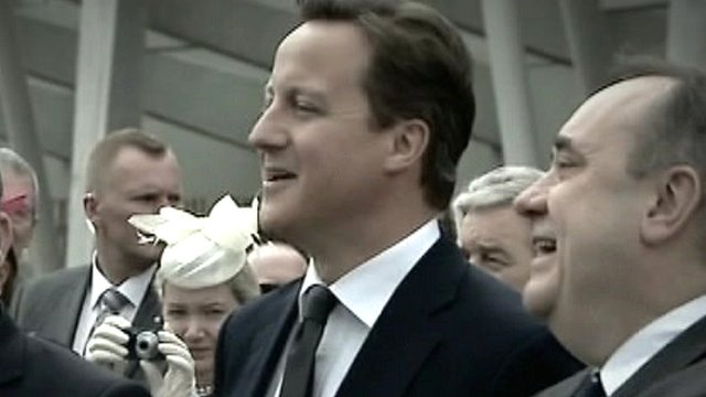 Prime Minister David Cameron will set out the case for Scotland remaining in the UK