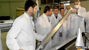 Iran has put into operation a new generation of nuclear centrifuges