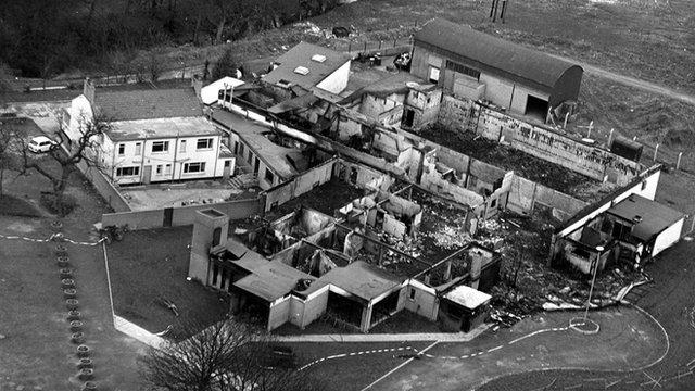 La Mon House Hotel bombing