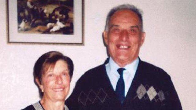 Giuseppe and Caterina Massaro