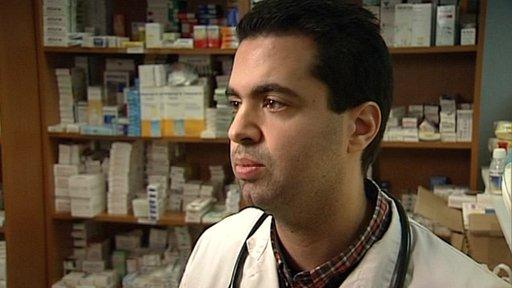 Dr George Papadakis