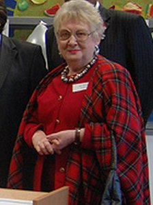 Councillor Florence Anderson