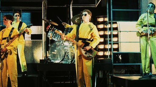 Top of the Pops : 1978 : Devo