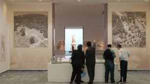 Museum at Olympia