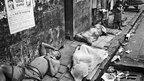 Sleepers on a footpath (Photo: Pablo Bartholomew)