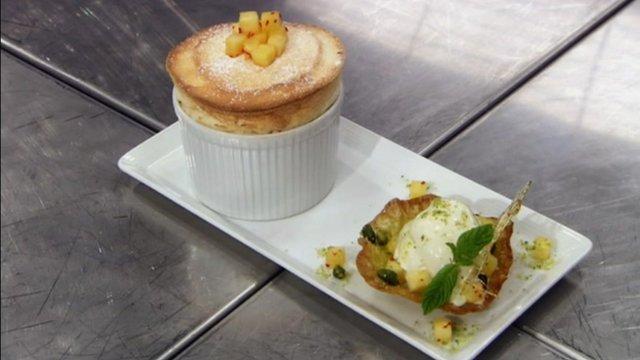 Tom Rennold's dish