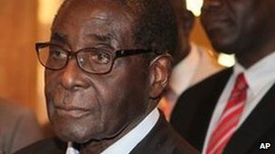 Robert Mugabe