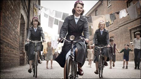 Call the Midwife publicity shot