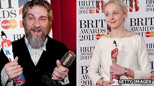 Ethan Johns and Laura Marling