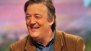 Stephen Fry invited to discuss Surrey library plans