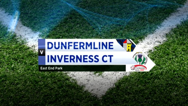 Highlights - Dunfermline 1-1 Inverness CT
