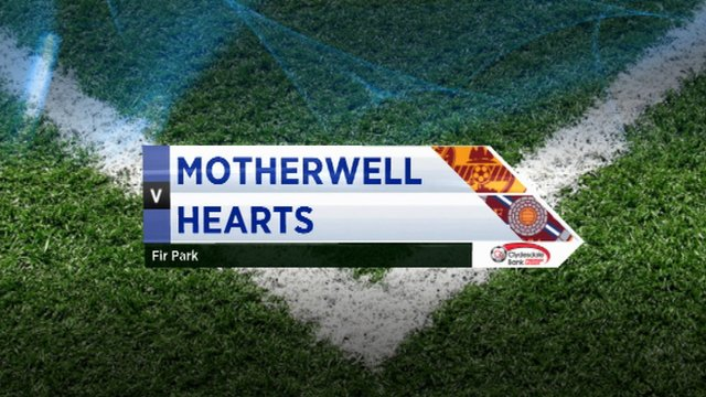 Highlights Motherwell 3-0 Hearts