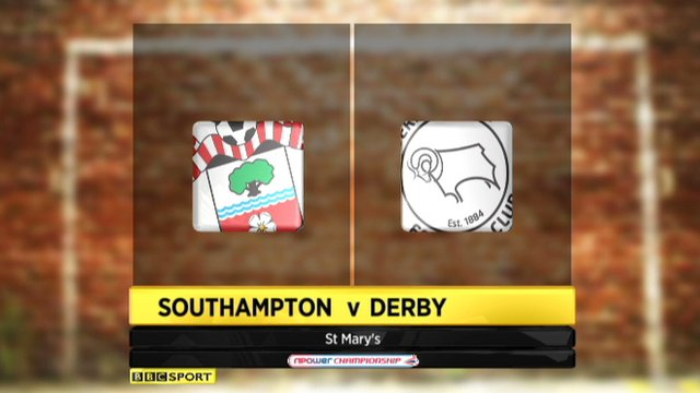 Highlights - Southampton 4-0 Derby