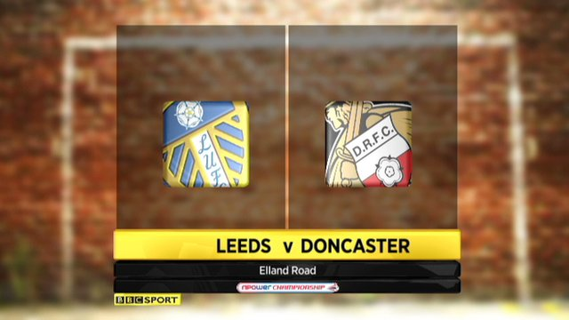 Highlights - Leeds 3-2 Doncaster