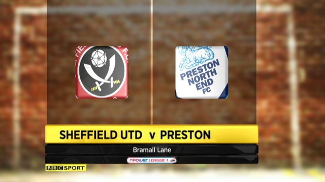 Highlights - Sheffield United 2-1 Preston