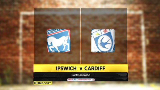 Live online football streaming: Watch Ipswich v Cardiff (Npower Championship)