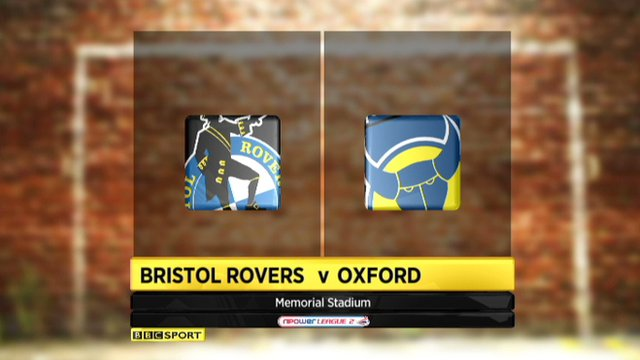 Highlights - Bristol Rovers 0-0 Oxford Utd