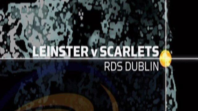 Leinster 16-13 Scarlets