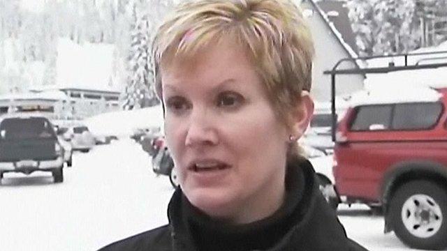 Sergeant Katie Larsons