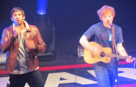 Example and Ed Sheeran