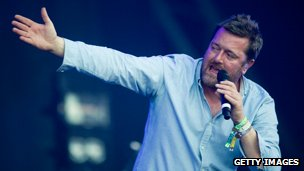 Gut Garvey from Elbow