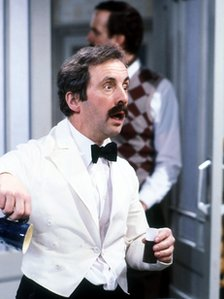 Manuel from Fawlty Towers