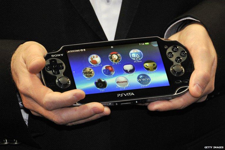 Sony анонсировала обновление прошивки карманной консоли PS Vita.