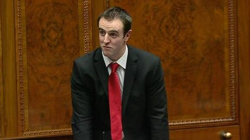 The SDLP's Mark Durkan