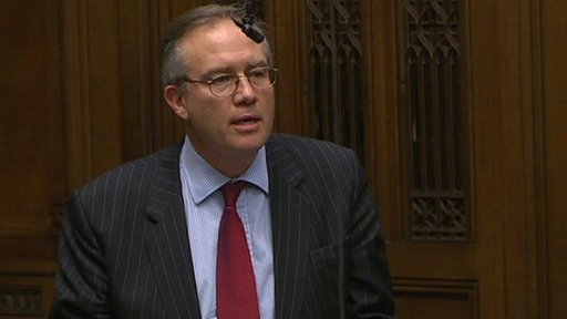 Conservative MP John Baron, who tabled the original motion
