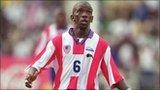 Former Liberia international Kelvin Sebwe