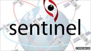 Sentinel logo